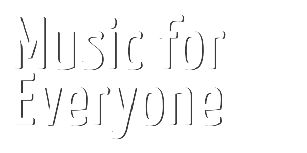 Music for everyone in Rubio Music Academy